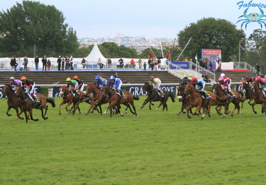 Grand Steeple Chasse De Paris - 132e (2010)